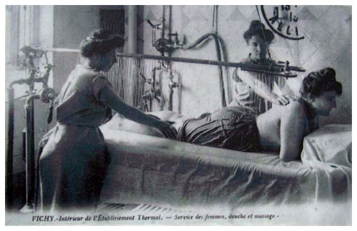 History and Evolution of Hydrotherapy